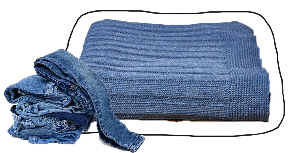 Lichte Spijkerbroek Heren : Seriously cool loop alife maakt sjaal van gerecyclede spijkerbroeken