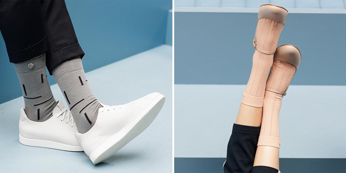 Duurzame sokken - Qnoop