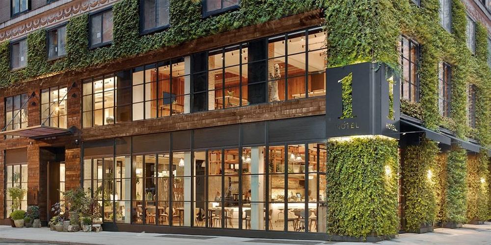 Ecohotel Hotels Central Park in New York (Verenigde Staten)