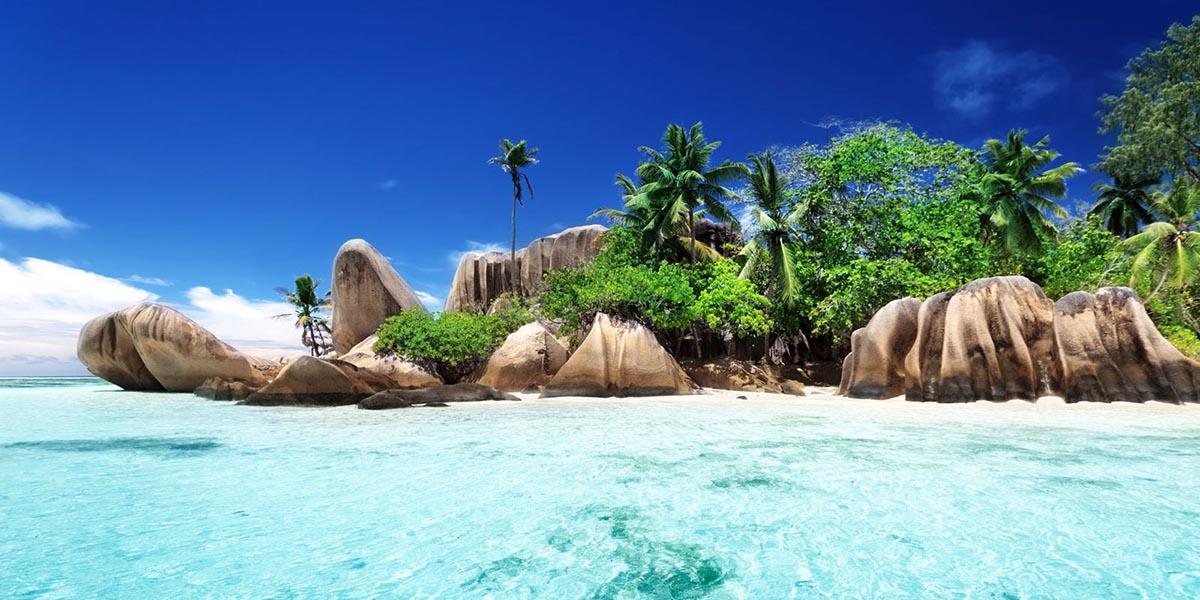 De mooiste stranden ter wereld: Anse Source d'Argent, La Digue