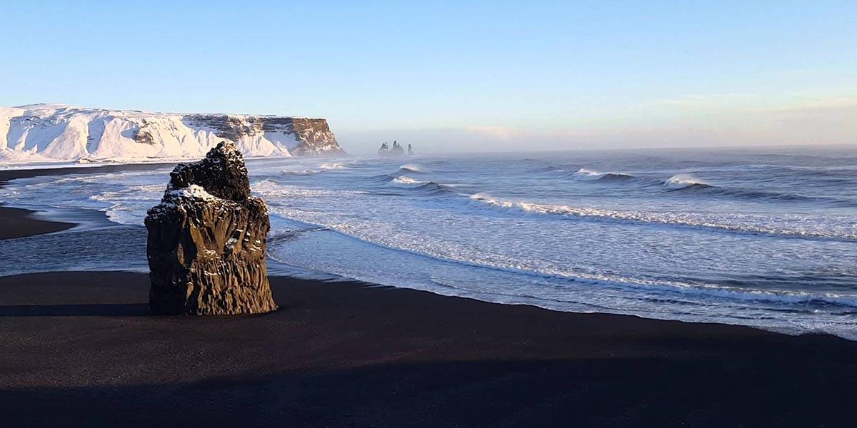 De mooiste stranden ter wereld: Reynisfjara Beach