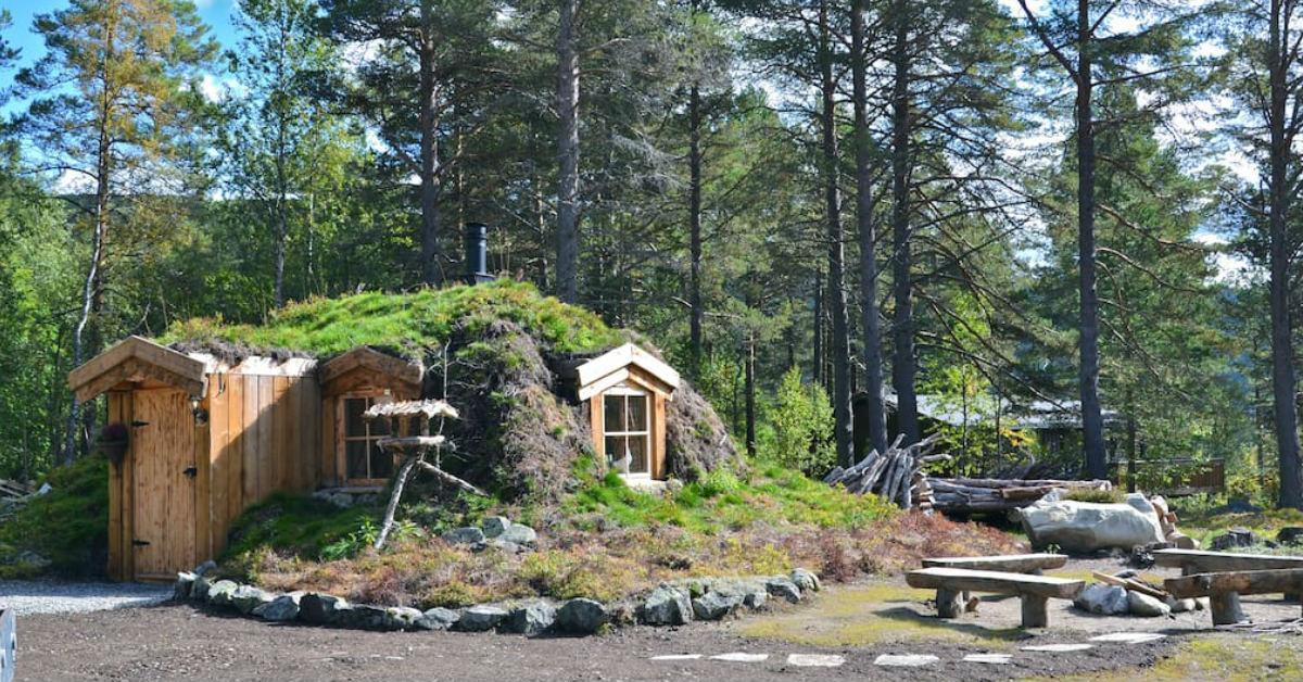 Hobbithytta in Noorwegen