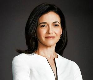Sheryl Sandberg is de COO van Facebook