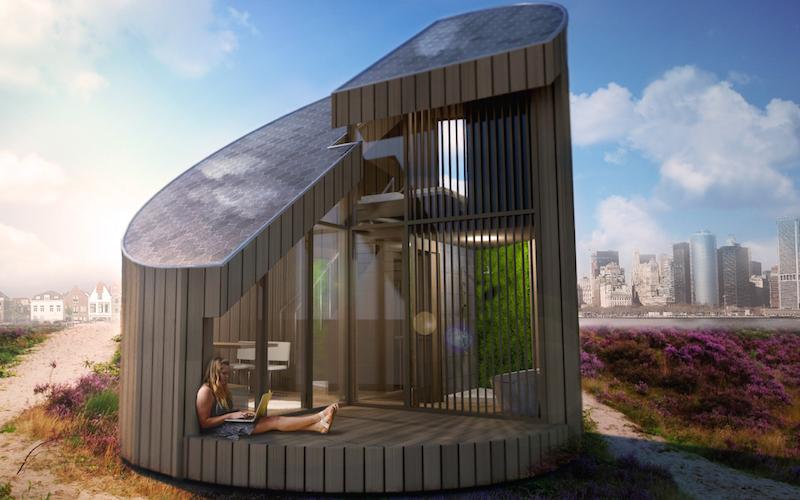 De leukste tiny houses: MiniStek huisje