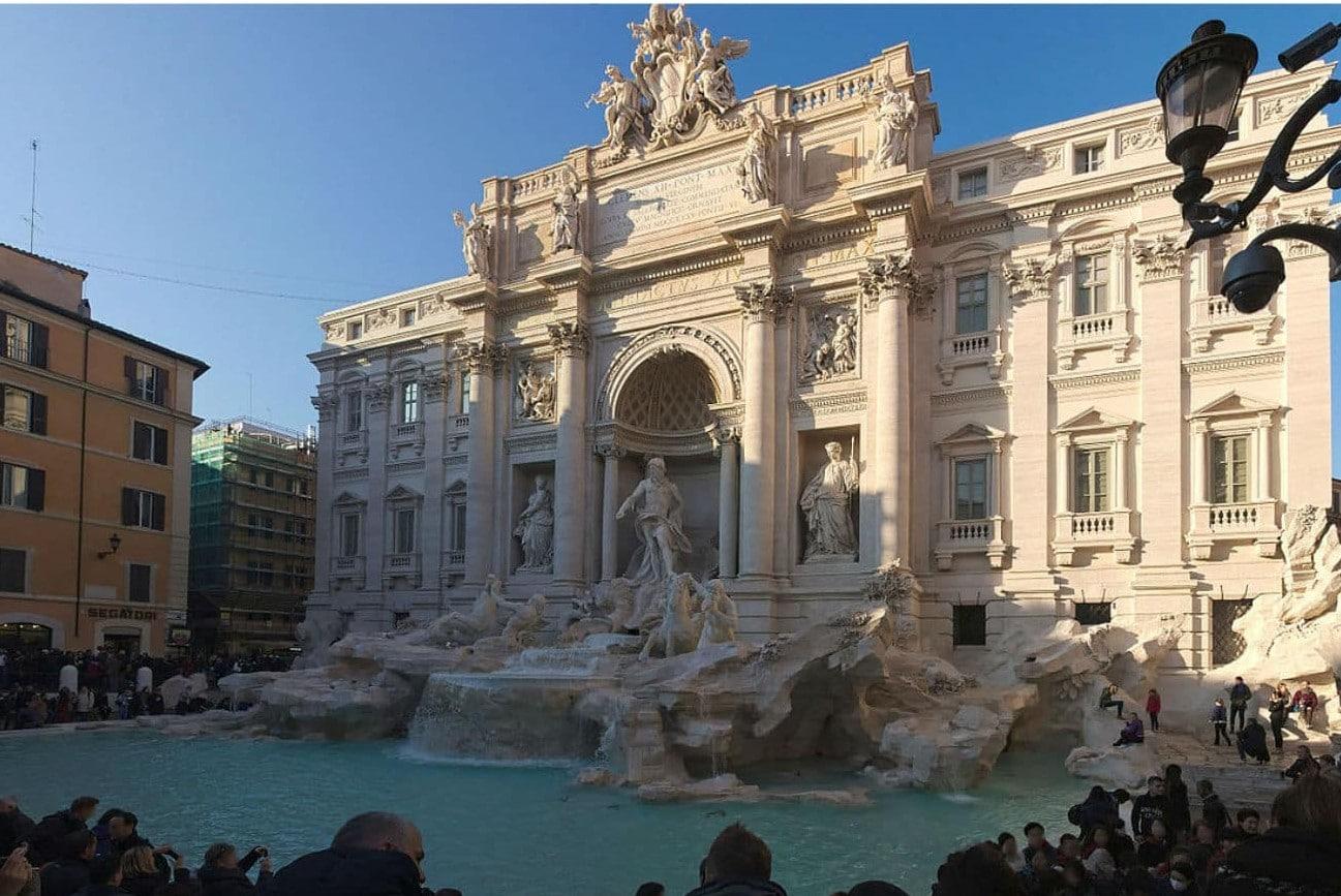 8 Europese steden met het lekkerste weer: Rome