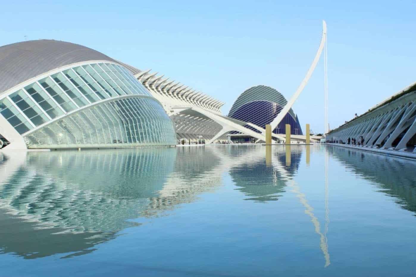 8 Europese steden met het lekkerste weer: Valencia
