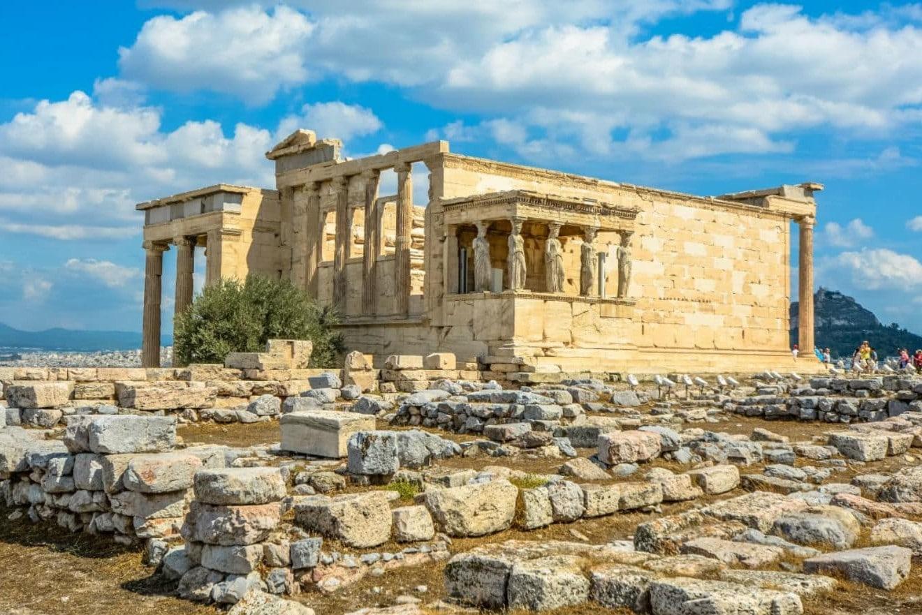8 Europese steden met het lekkerste weer: Athene