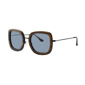 Houten zonnebril type ZWS10B van Greentime