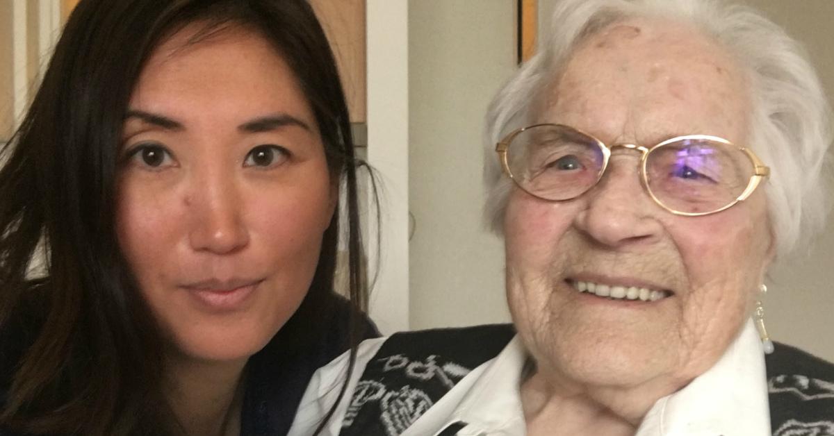 Levenslessen van mijn 100-jarige oma