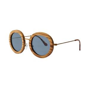 Houten zonnebril ZWS09A van Greentime