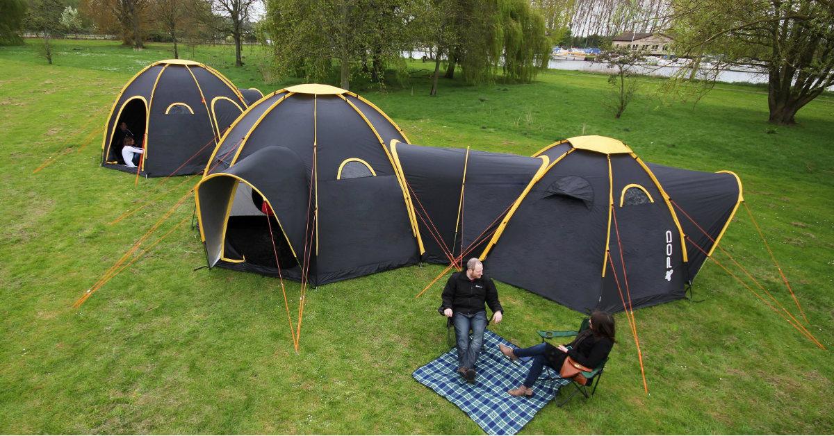 POD modulaire tenten