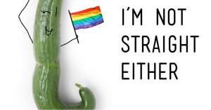 Kromkommer Gay Pride actie