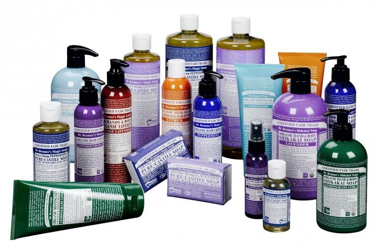 Dr. Bronner's Magic Soap heeft maar liefst 18 toepassingen