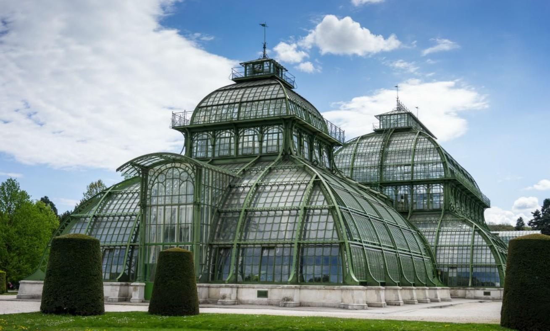 De 10 mooiste greenhouses ter wereld - Palmhaus in Wenen