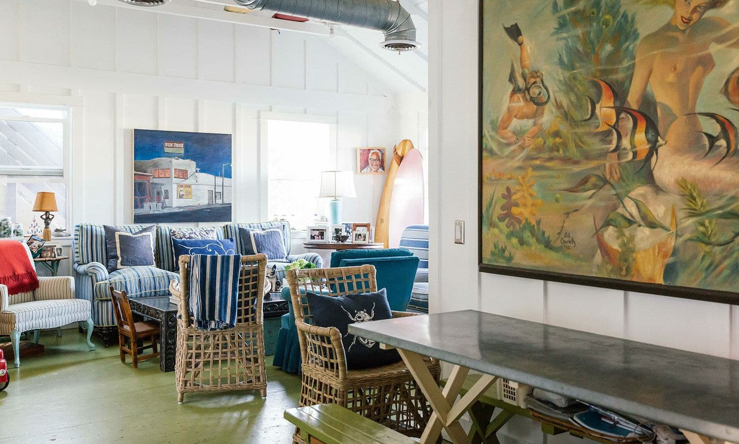 6X surf shacks de jaloersmakende woningen van surfers - Jeff Yokoyama