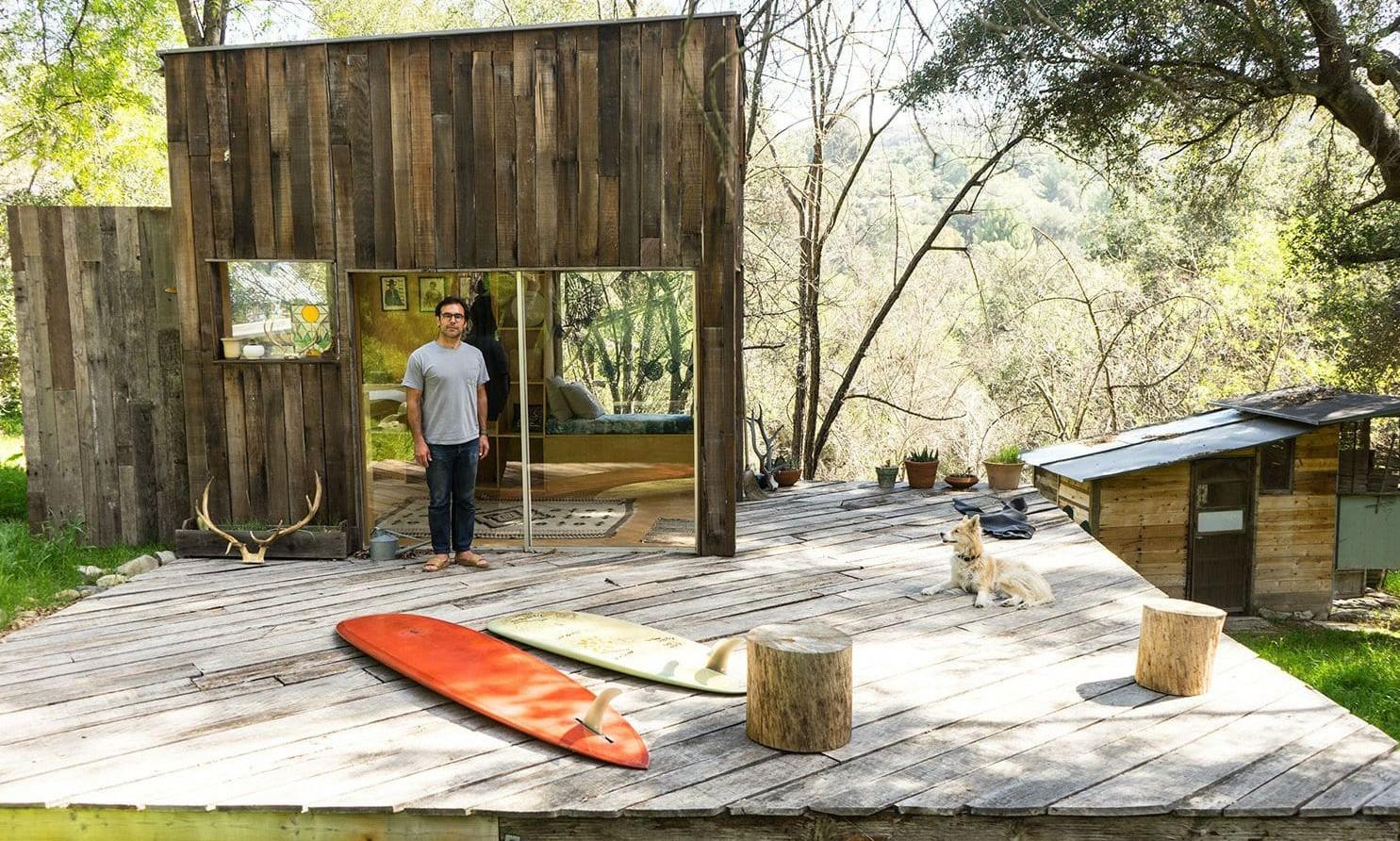 6X surf shacks de jaloersmakende woningen van surfers - Mason St Peter Serena Mitnik-Miller
